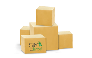 sim card shipping options simtoisrael ems